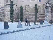 barcelona letters