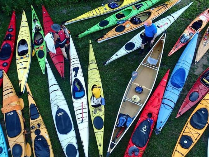 Free Kayak, Canoe or Paddleboard? Yes Please!