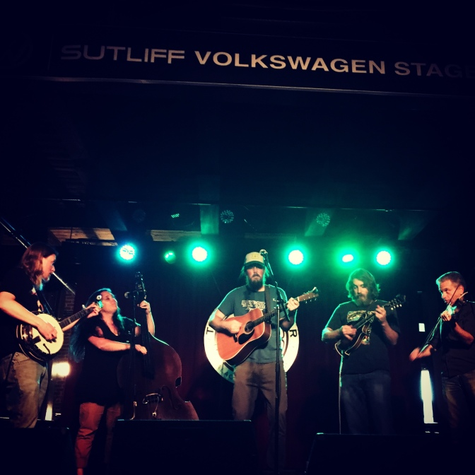 Must See Bluegrass Band Mountain Ride – We Ride –
