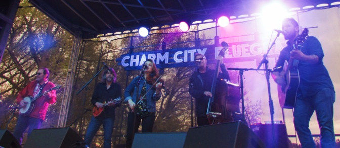 The Steeldrivers And Their Kick-Ass New Lead Singer Kelvin Damrell